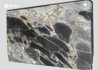Blue Galaxy Marble Slab High Hardness , Marble Paving Slabs Glossy Polished