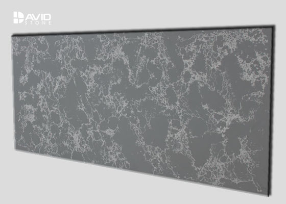 Artificial Quartz Stone Slab For Interior And Exterior Wall Cladding Non Absorbent