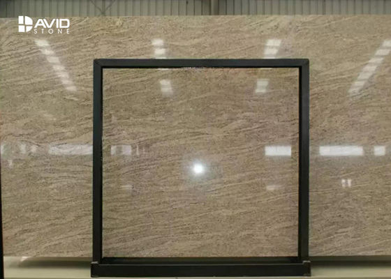 Granite Natural Stone Slabs 90-140cm Width , Granite Floor Slabs Non Absorbent