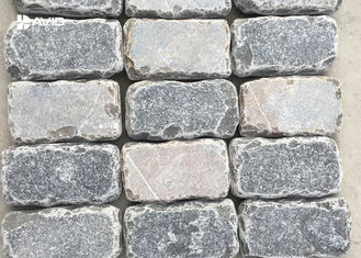 Grey or Black Color Limestone Stepping Stones For Front Door / Garden / Front Porch