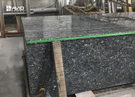 Blue Pearl Granite Natural Stone Countertops , Prefab Granite Kitchen Tops