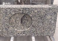 China Pre Cut Granite Natural Stone Countertops,Granite Bath Vanity Tops Easy Clean factory