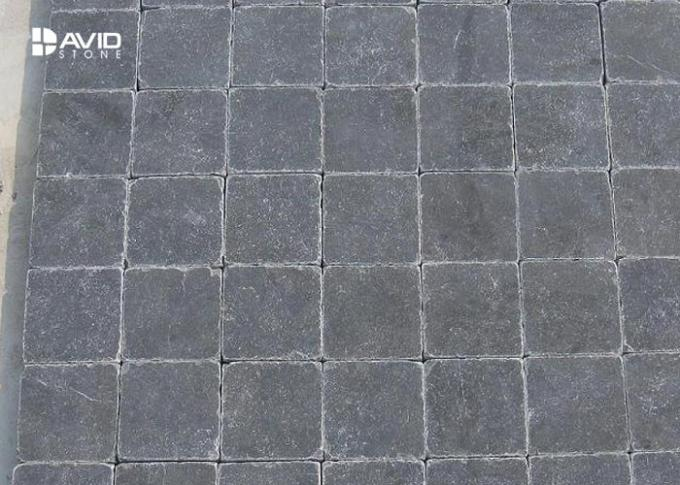 Durable Natural Stone Limestone Paving Stone with Beautiful Surface Finish